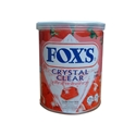 Picture of FOX'S Crystal Clear Lime (Tin Pack) 200g